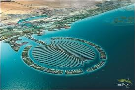 Dubai Palmeninsel