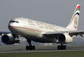 Etihad Airways - Abu Dhabi