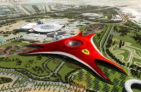 Abu Dhabi Ferrari-World